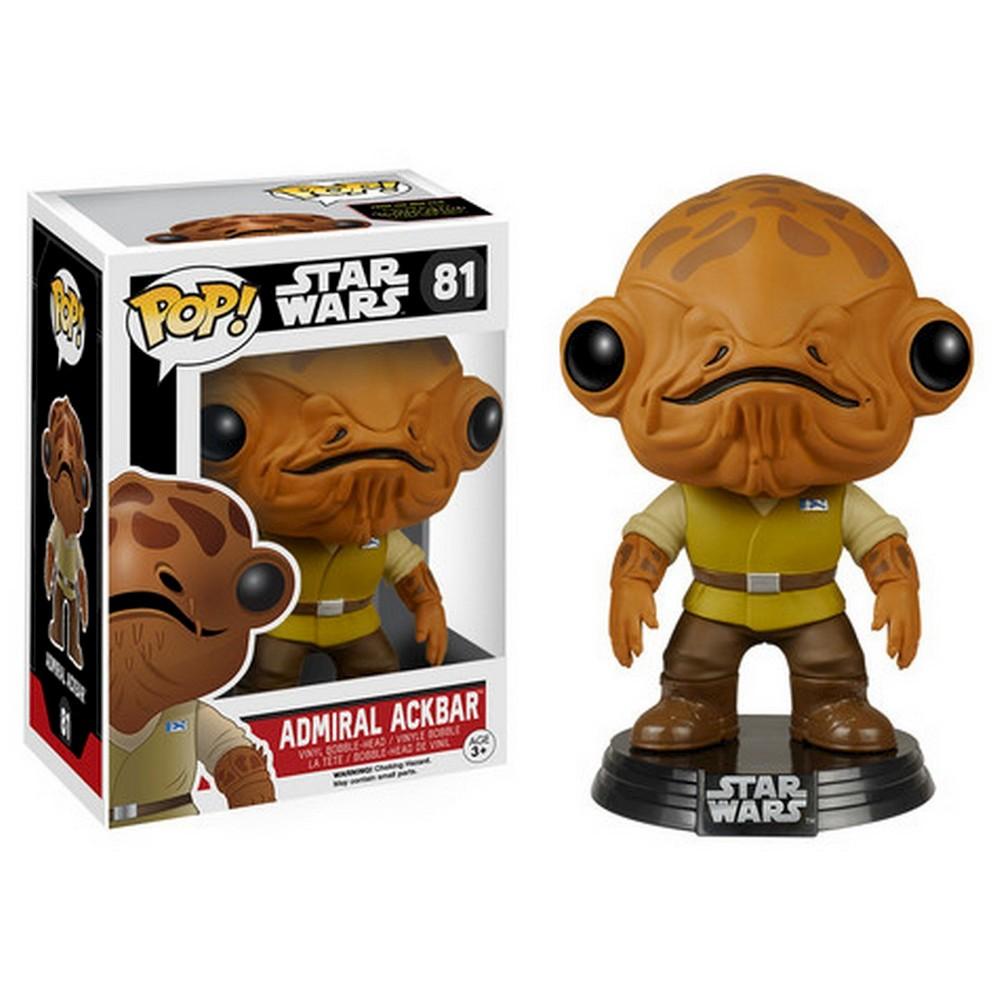 Pop Star Wars: EP7 - Admiral Ackbar