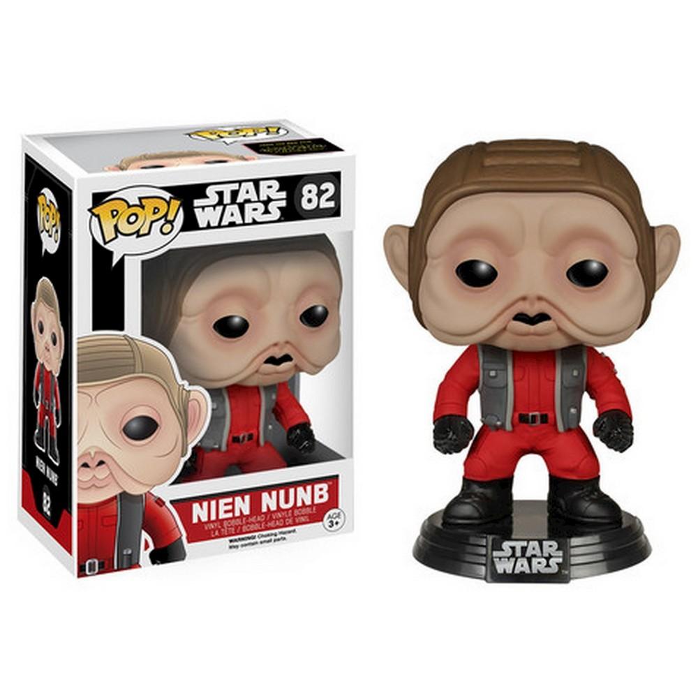 Pop Star Wars: EP7 - Nien Nunb