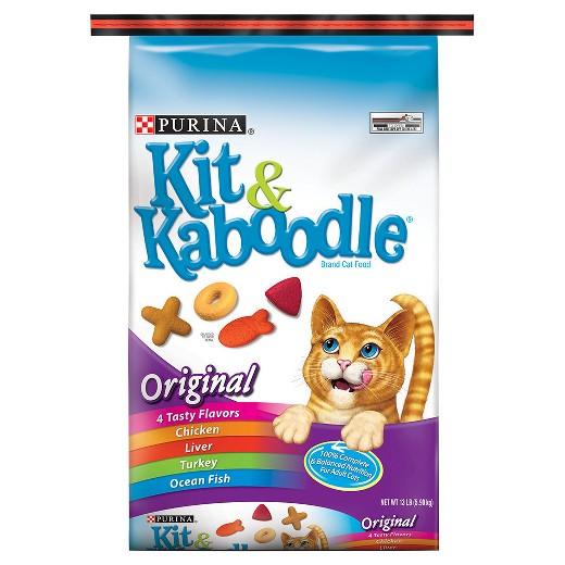 Purina Kibbles And Bits Cat Food