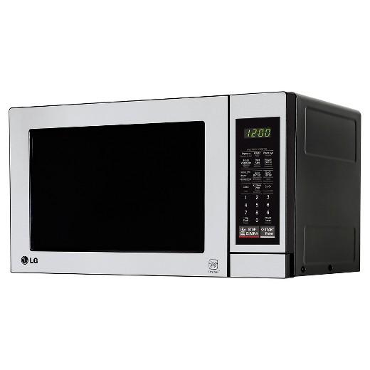 Lg 0 7 Cu Ft 700 Watt Microwave Stainless Steel Lcs0712st