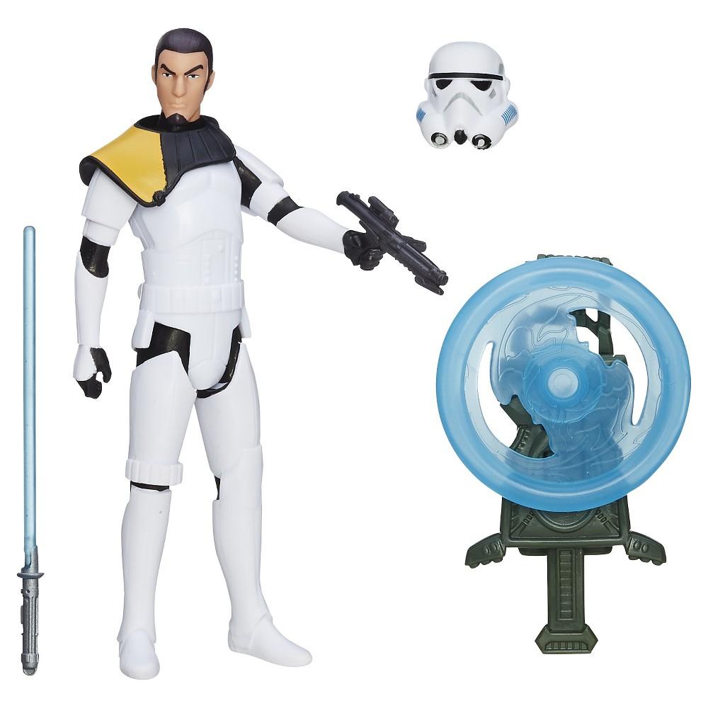 Star Wars Rebels Kanan Jarrus Stormtrooper Disguise Action Figure