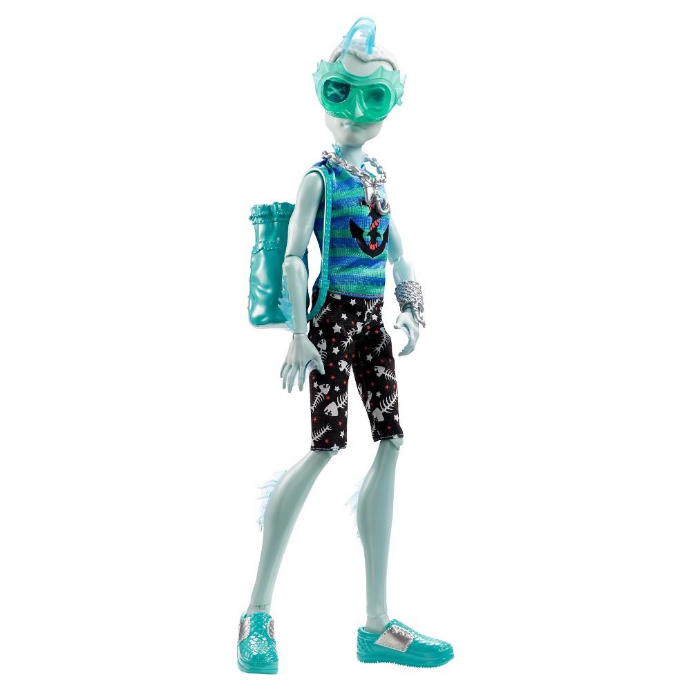 Monster High Shriekwrecked Shriek Mates Gillington Gil Webber Doll