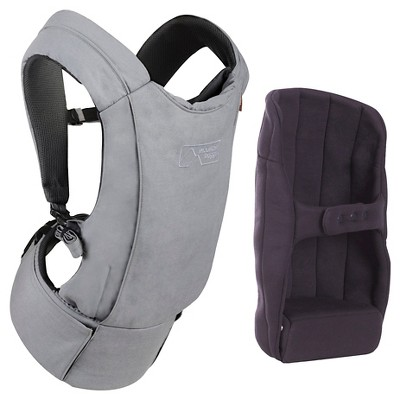 Mountain Buggy Juno Baby Carrier - Gray