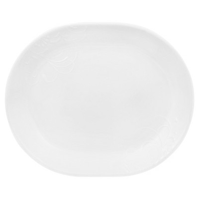 Premium Registry Corelle Boutique Cherish 12.25  Serving Platter
