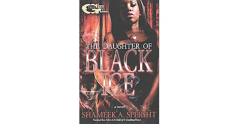 The Daughter of Black Ice (Paperback) - image 1 of 1