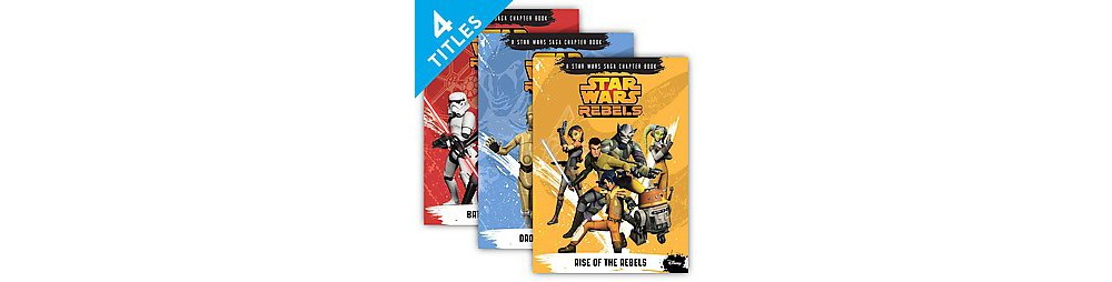 Star Wars Rebels ( Star Wars Rebels) (Hardcover)