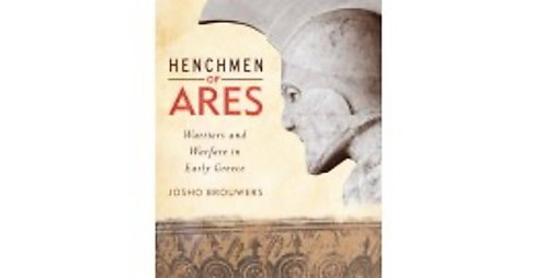 Henchmen of Ares (Hardcover) - image 1 of 1