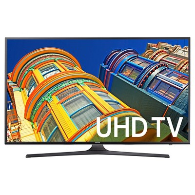 Samsung UN60KU6300 60  Smart UHD 4K 120 Motion Rate TV