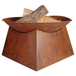 Esschert Design Fire Bowl - Rust Finish