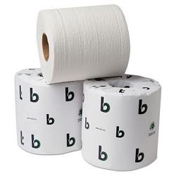 Boardwalk Recycled Toilet Paper - 96 Rolls