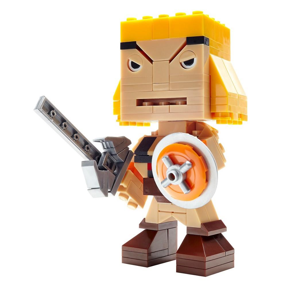 Mega Bloks Kubros Masters of The Universe He-Man Building Set