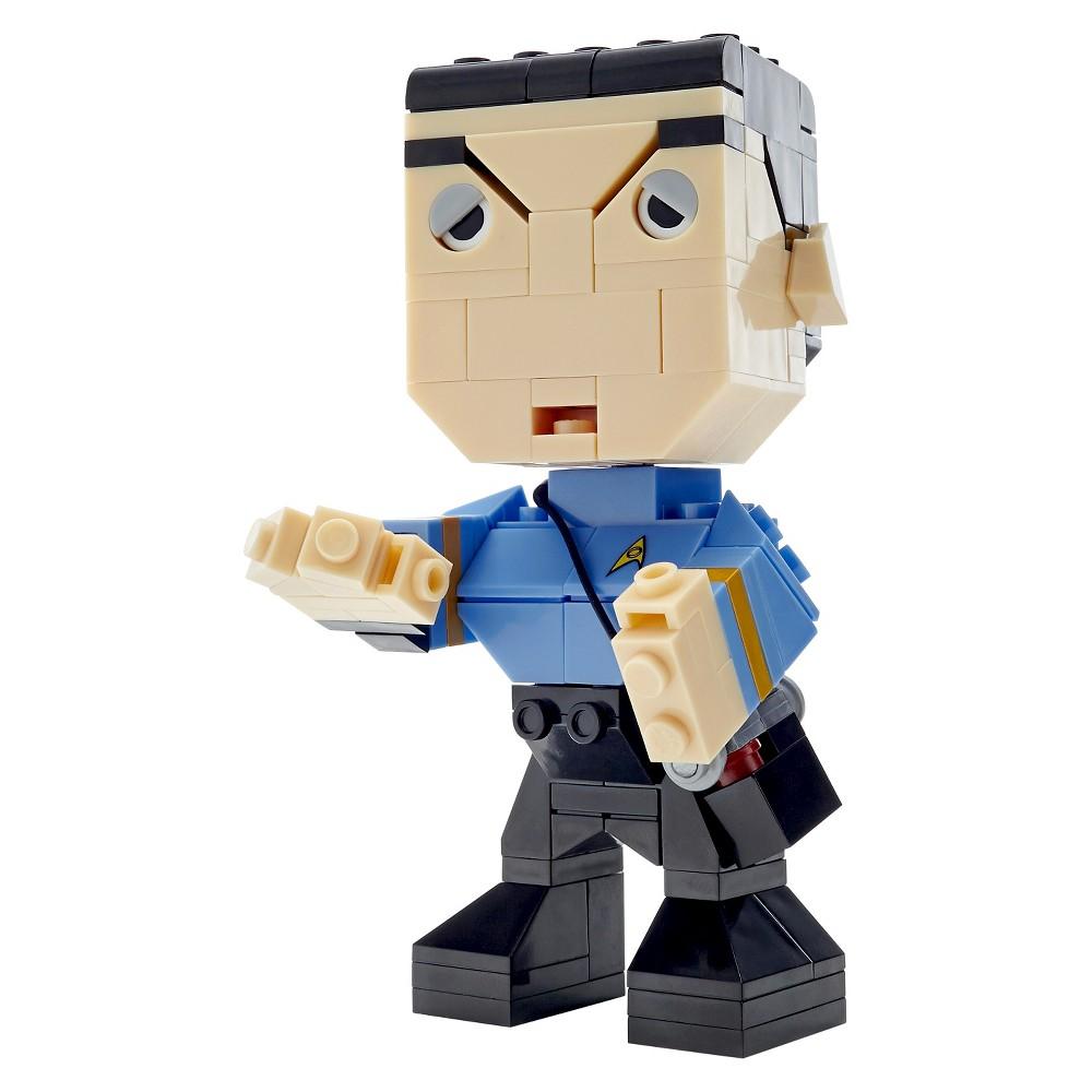 Mega Bloks Kubros Star Trek Spock Building Set