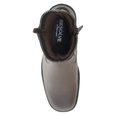 Men's Resolve Griff Moto Boots - Brown 12
