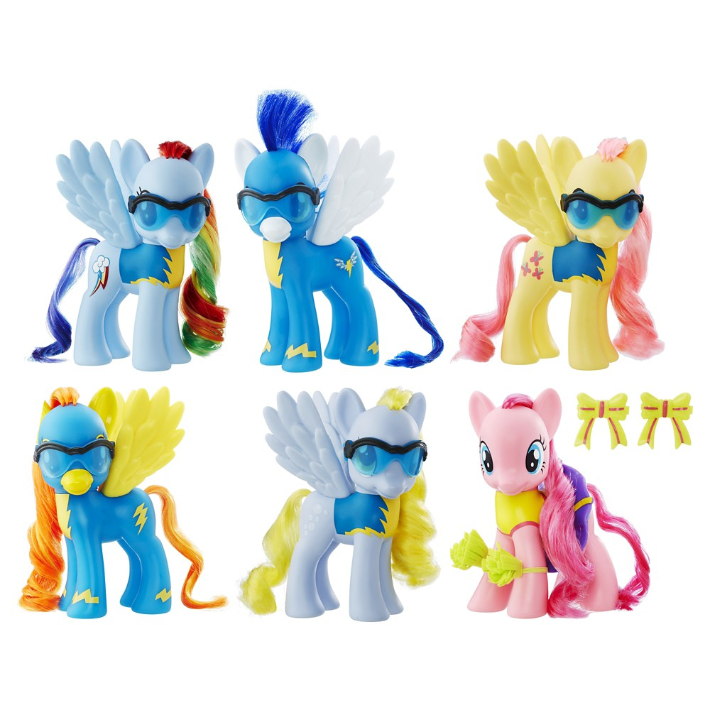 My Little Pony 6-inch Wonderbolts Collection