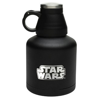 Star Wars® Double Wall Vacuum Growler 32oz Stainless Steel