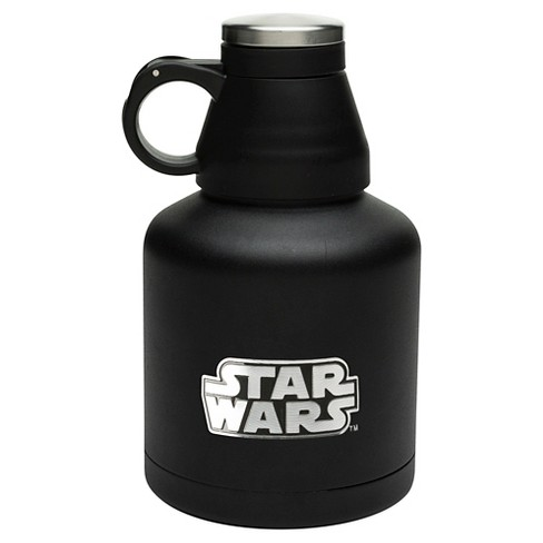 Star Wars® Double Wall Vacuum Growler 32oz Stainless Steel - image 1 of 1