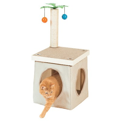 Kitty City Cat Scratch Home Cat Toy