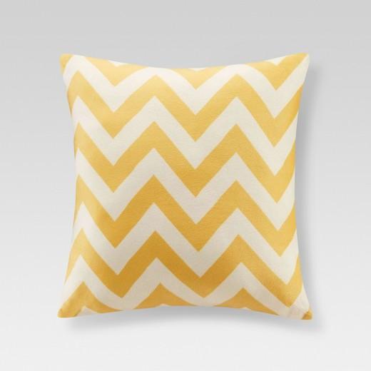 Threshold Decorative Pillow Target : Yellow Chevron Throw Pillow (20