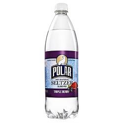 Polar Triple Berry Seltzer - 1 L Bottle