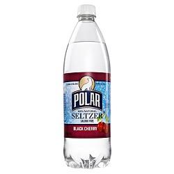 Polar Black Cherry Seltzer - 1 L Bottle