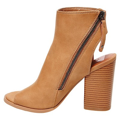 Women's dv Aria Booties - Taupe (Brown) 7
