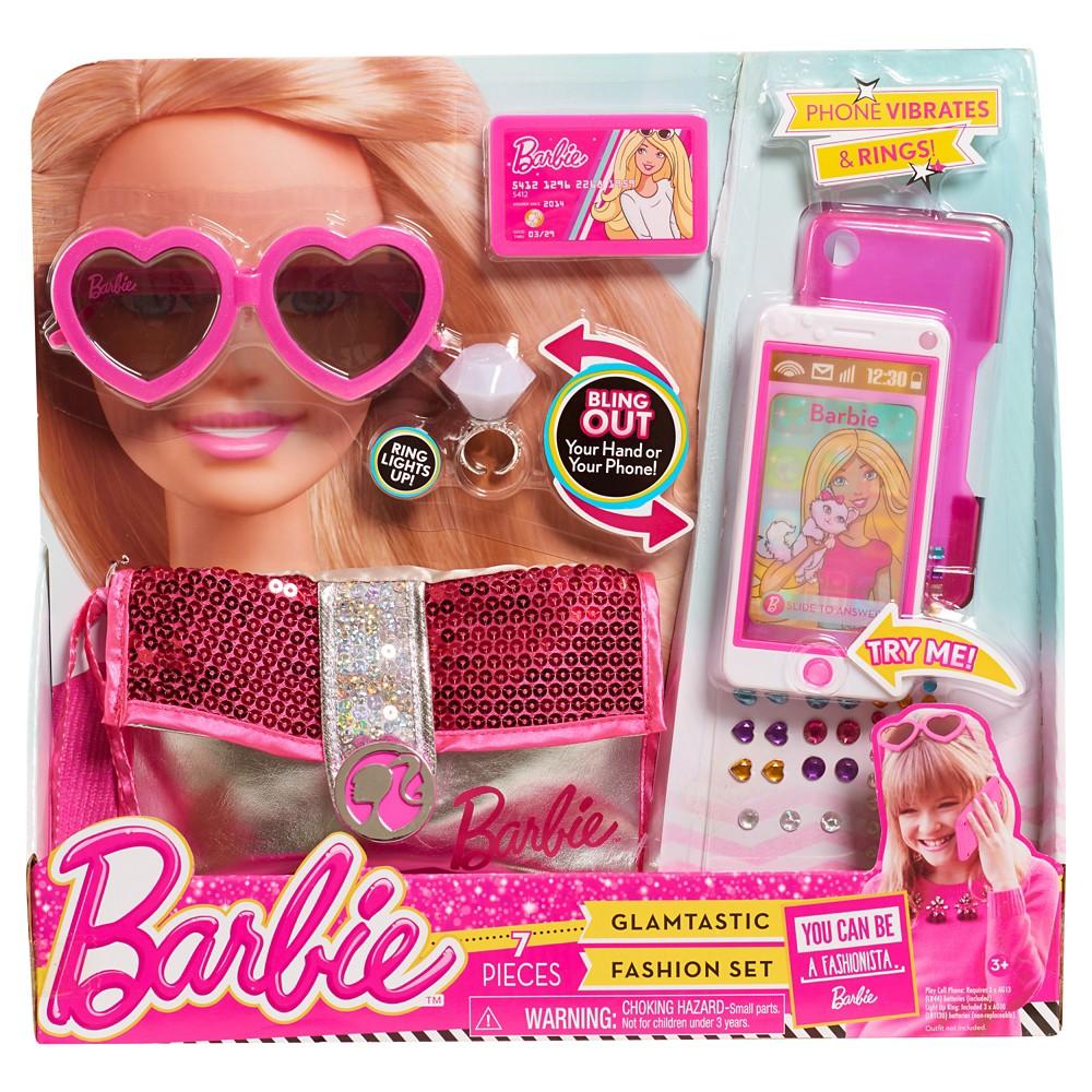 Barbie Electronic Purse Set