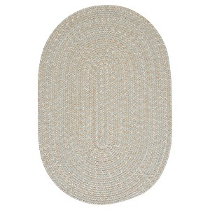 Tremont Braided Area Rug - Moss Green - (5