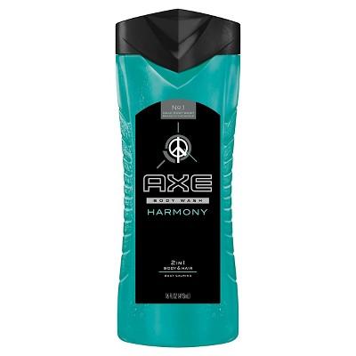 Axe Harmony 2 in 1 Body & Hair Wash - 16oz