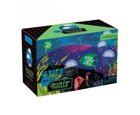 Under the Sea Glow in the Dark Puzzle ( Glow-in-the-dark Puzzle) (General merchandise) - image 1 of 1