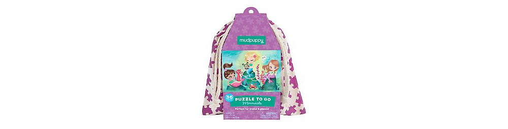 Mermaids Puzzle to Go ( Puzzle to Go) (Mixed media product)