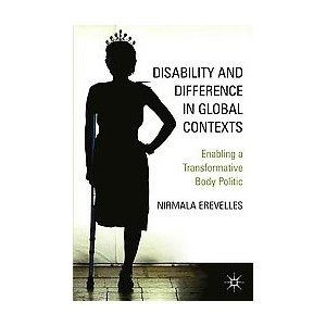 Disability and Difference in Global Cont (Reprint) (Paperback)
