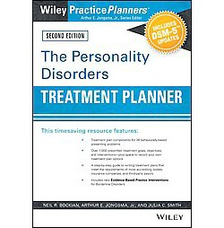 Personality Disorders Treatment Planner : Includes Dsm-5 Updates (Paperback) (Neil R. Bockian & Julia