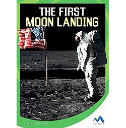 First Moon Landing (Library) (Patricia Hutchison)