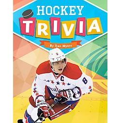 Hockey Trivia (Library) (Dan Myers)