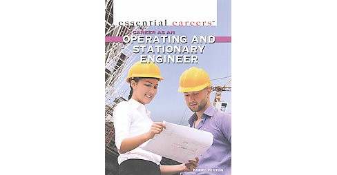 Career As an Operating and Stationary Engineer (Library) (Kerry Hinton) - image 1 of 1