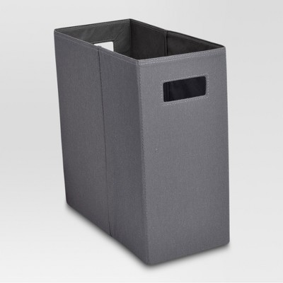 13  Half Vertical Storage Bin Gray - Threshold™