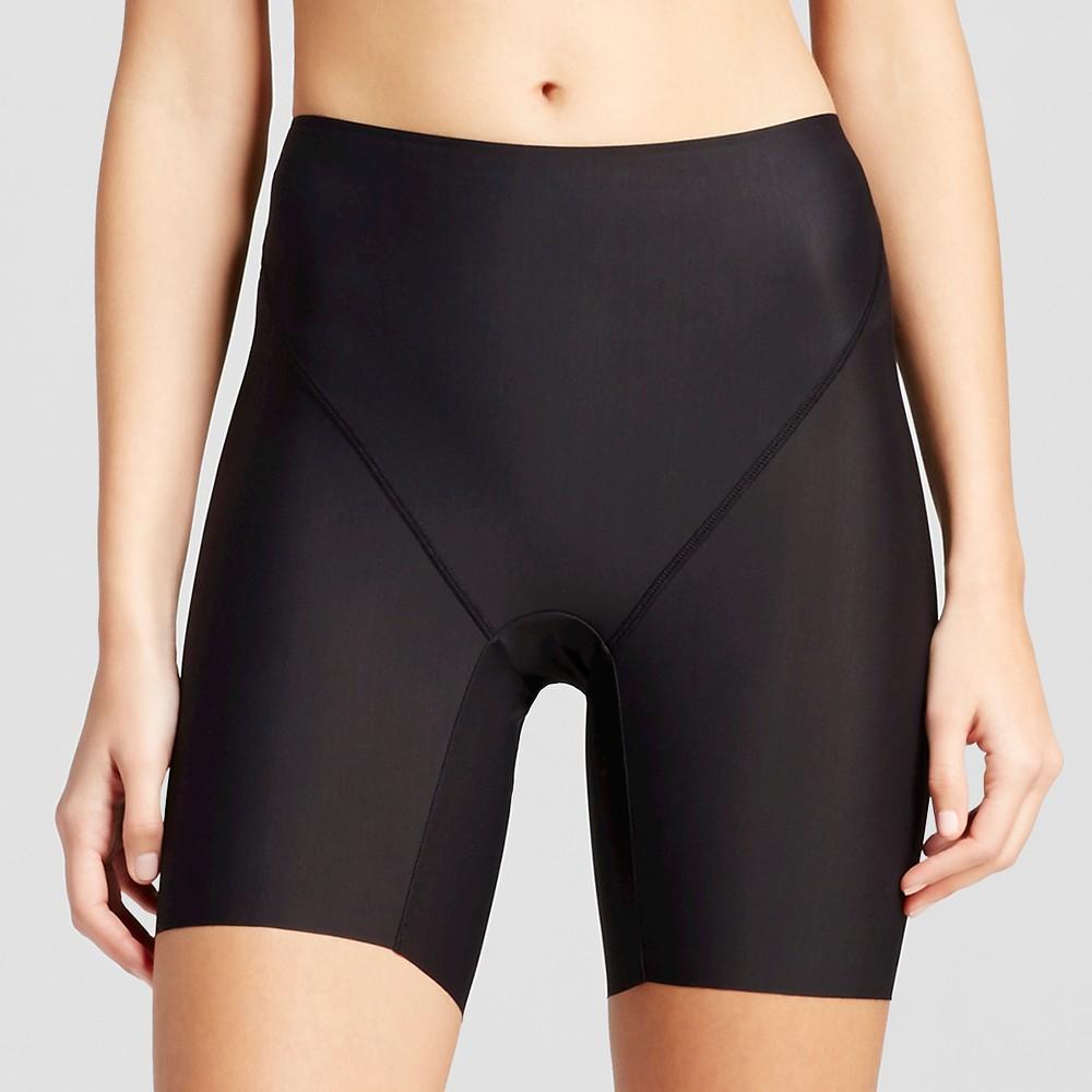 Jky by Jockey Womens Slimming Shorts Black L