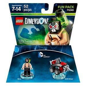 Lego Dimensions - DC Bane Fun Pack