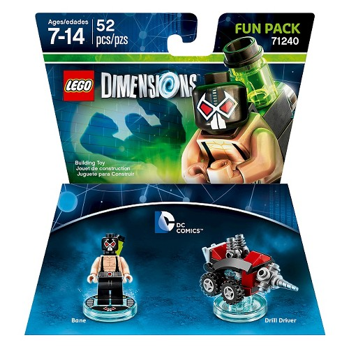 Lego Dimensions - DC Bane Fun Pack