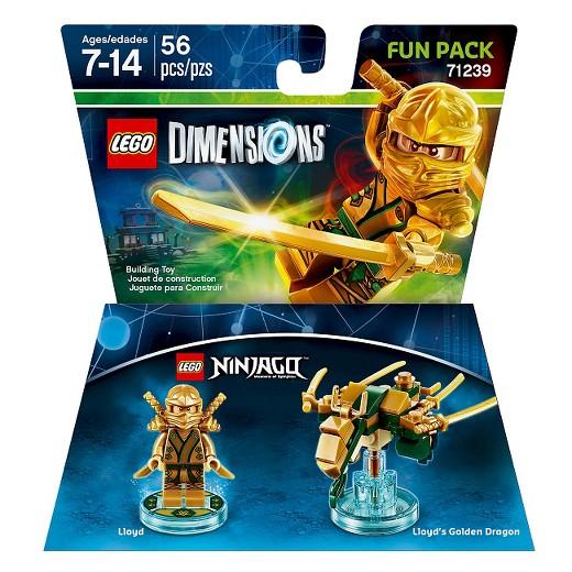 LEGO Dimensions - Ninjago Lloyd Fun Pack : Target