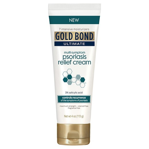 Gold bond multi symptom psoriasis relief cream 4 oz target - Geldt bold ...