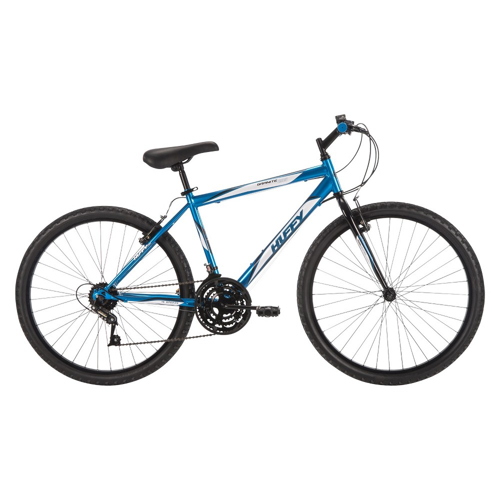 Huffy Men's Granite Mountain Bike 26, Colbalt Blue
