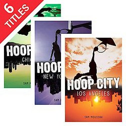 Hoop City (Library) (Sam Moussavi)
