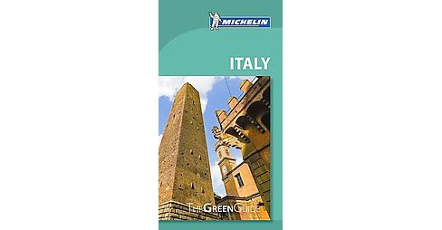 Michelin Green Guide Italy (Paperback) - image 1 of 1