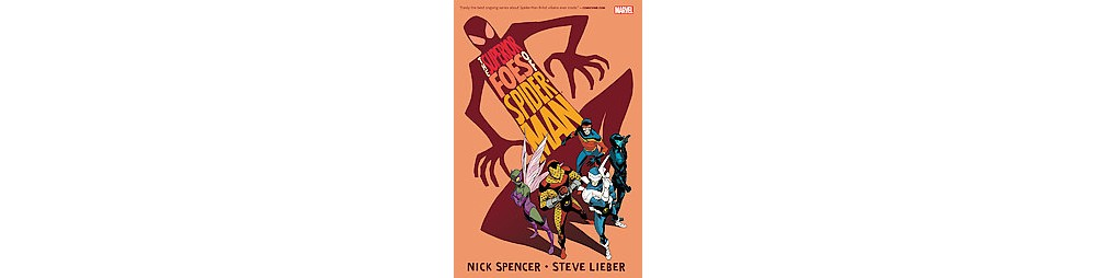 The Superior Foes of Spider-Man Omnibus ( Spiderman) (Hardcover)