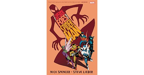 The Superior Foes of Spider-Man Omnibus ( Spiderman) (Hardcover) - image 1 of 1