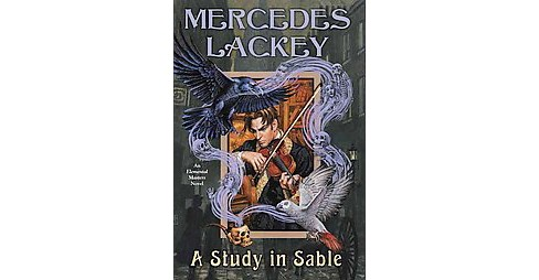 Study in Sable (Hardcover) (Mercedes Lackey) - image 1 of 1