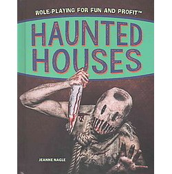 Haunted Houses (Library) (Jeanne Nagle)
