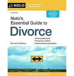 Nolo's Essential Guide to Divorce (Paperback) (Emily Doskow)