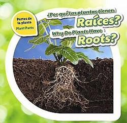Por Qué Las Plantas Tienen Raíces?/ Why Do Plants Have Roots? (Bilingual) (Library) (Celeste